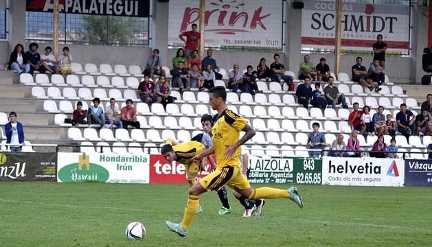 El C.A. Osasuna disputó el tercer partido de pretemporada en el estadio Gal de Irún el domingo 9 de agosto. El rival, el Real Unión, se impuso por 2-1 pese a comenzar el encuentro marcando los rojillos.