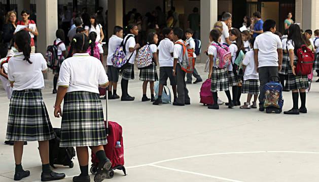 El Defensor 'saca la cara' a los alumnos
