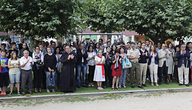 La familia de Casanova recuerda al militar asesinado por ETA