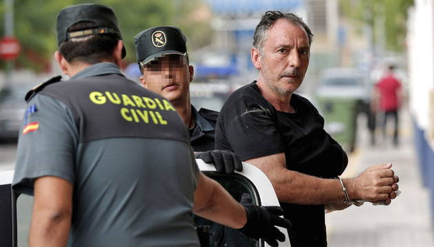 El concejal por Esquerra Unida en Serra (Valencia), detenido por su supuesta implicación en la muerte de su esposa.