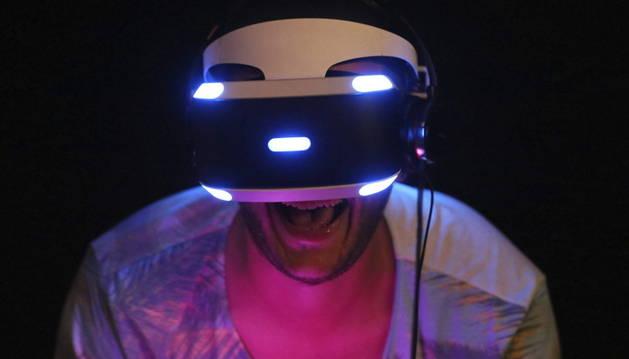 El nuevo proyecto de realidad virtual de Sony.