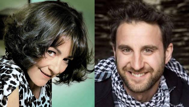 Carmen Maura y Dani Rovira.