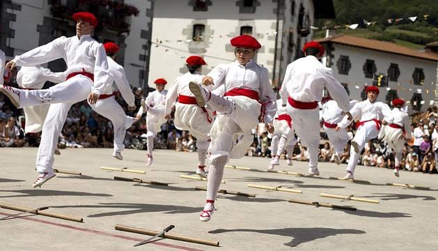 Fiestas en Navarra - 11 de agosto