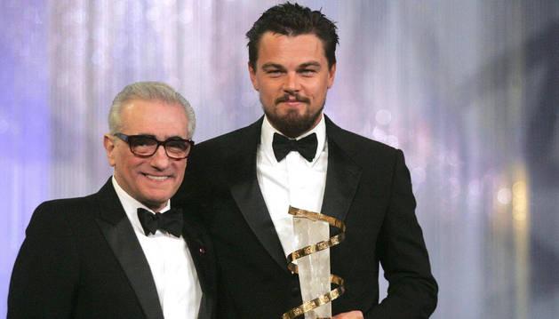 Scorsese y DiCaprio ya trabajaron juntos en filmes como 'El lobo de Wall Street'.