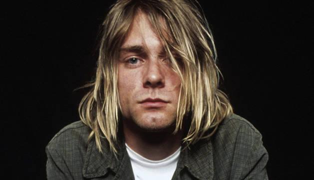 Fotografía facilitada por Libros Cúpula incluida en el libro 'Kurt Cobain. La historia de Nirvana'.