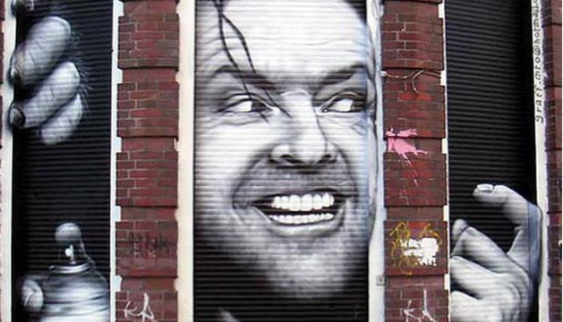 Una de las instantáneas de la cuenta Street Art Globe