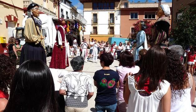 Fiestas en Abárzuza - 13 de agosto
