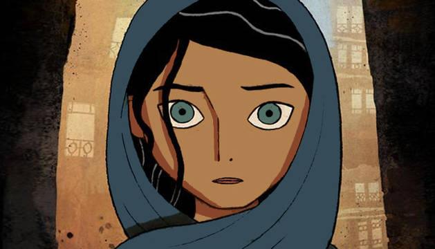 Jolie producirá un film animado sobre una niña afgana