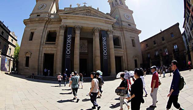 Récord de visitas en la catedral