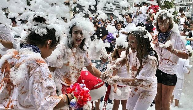 Fiestas en Navarra - 14 de agosto