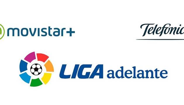 Movistar+ ofrecerá la Liga Adelante.