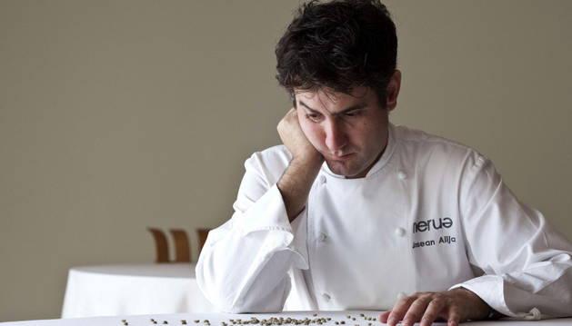 El cocinero Josean Alija.