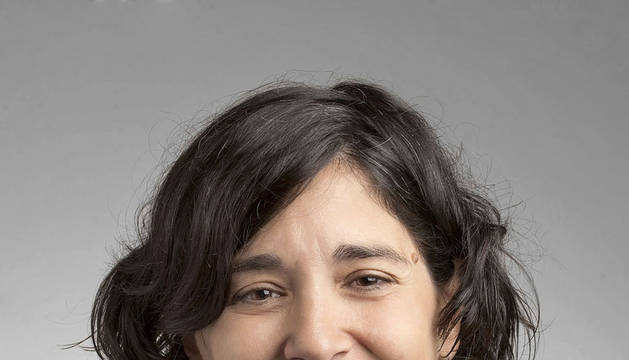 Leire Asporosa, jefa de gabinete de la consejera de  Interior y Justicia