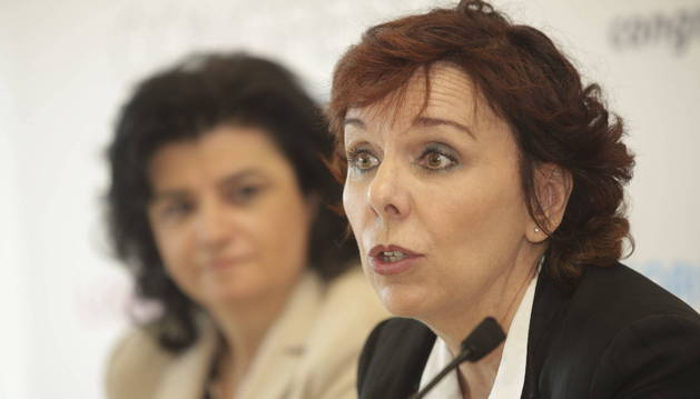 Esther Arizmendi, presidenta del Consejo de la Transparencia.