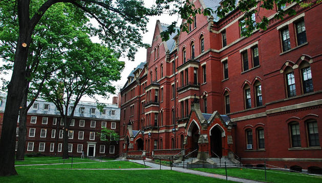 Universidad de Harvard.