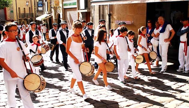 Fiestas en Tafalla - 16 de agosto