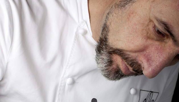 El cocinero Pepe Solla