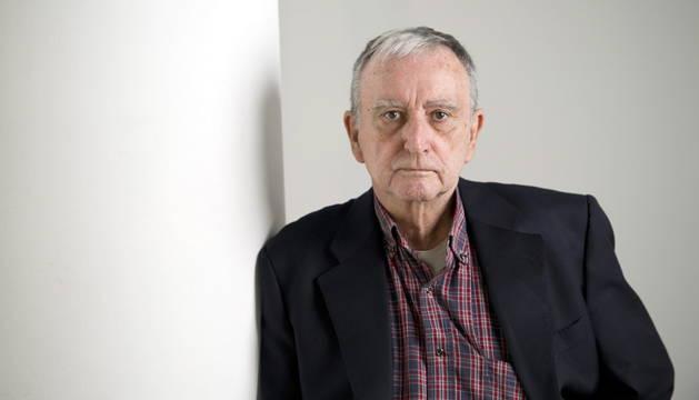 El escritor Rafael Chirbes.