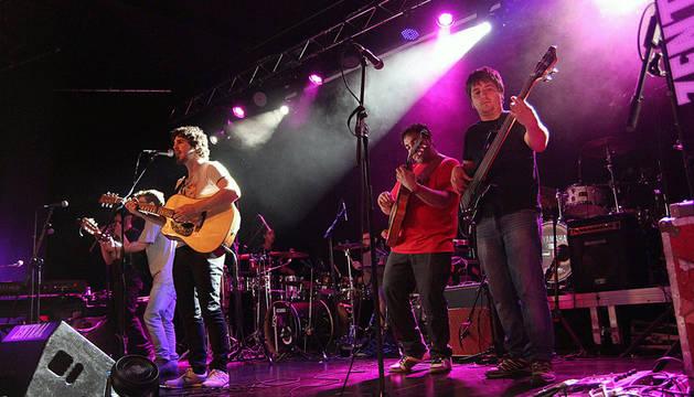 El grupo Tipitako en una actuación anterior.