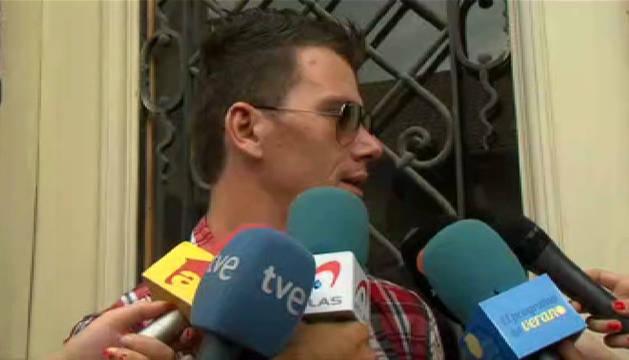 """""""En mi casa no entra ningún asesino"""", afirma el amigo de Morate"""