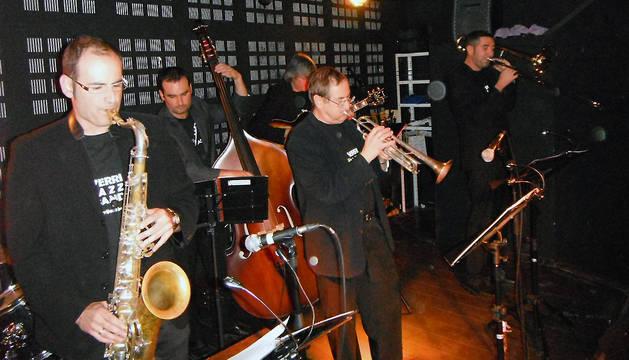La Yerri Jazz Band.