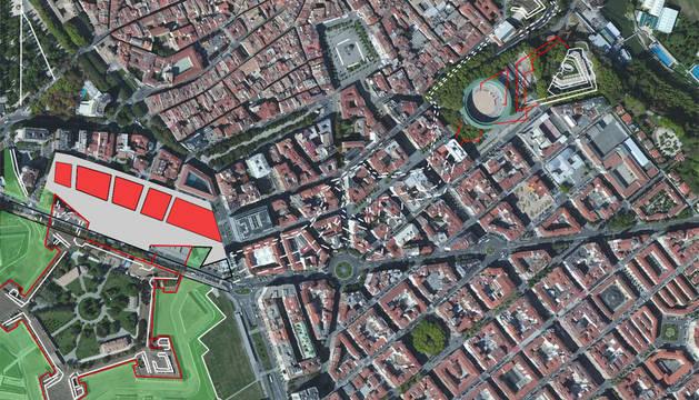 De cómo Pamplona pudo haber afrontado el derribo de sus murallas