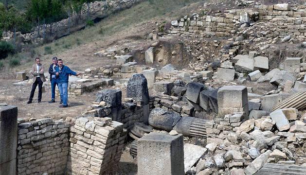 El proyecto del Ayuntamiento ha sido informado favorablemente por la Sección de Arqueología del Gobierno de Navarra.