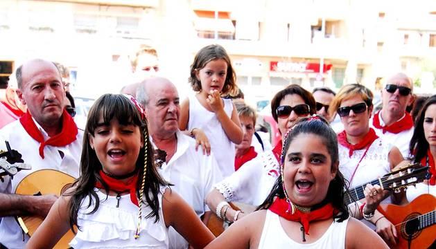 Fiestas en Tafalla - 19 de agosto