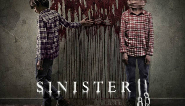 Cartel de la película 'Sinister 2'.