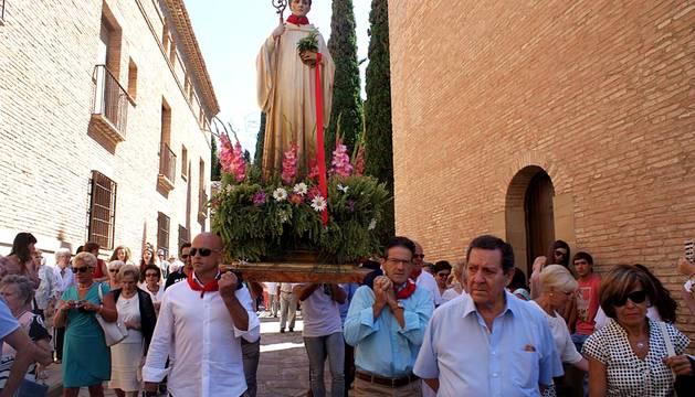 Fiestas en Navarra - 20 de agosto