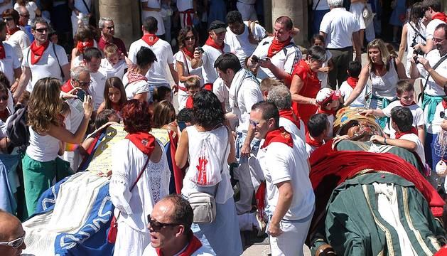 Fiestas en Tafalla - 20 de agosto