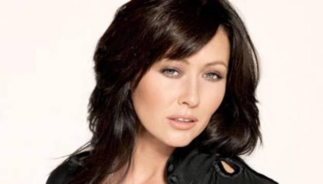 La actriz Shannen Doherty.
