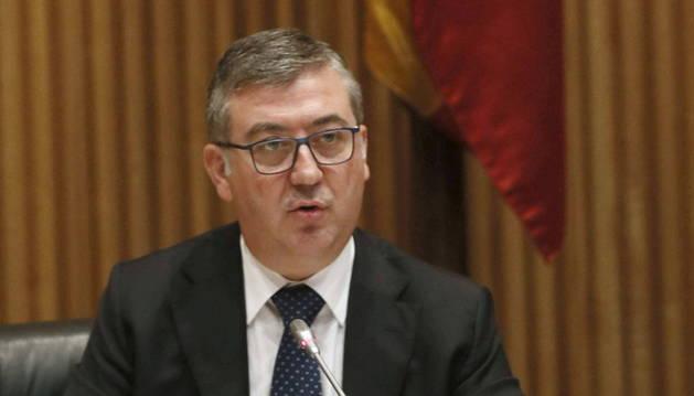 El secretario de Estado de Educación, FP y Universidades, Marcial Marín.