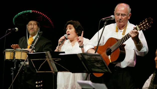 El grupo Tamarindo.