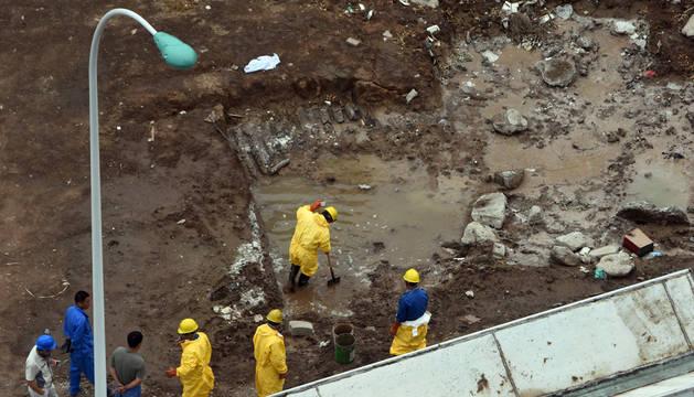 Identifican las sustancias químicas que causaron la explosión en Tianjin