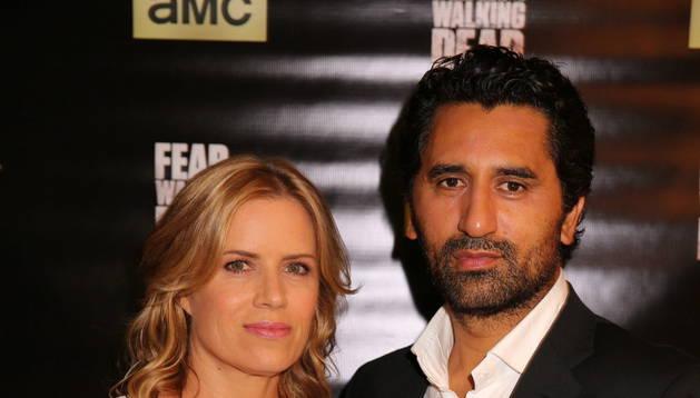 Kim Dickens y Cliff Curtis, protagonistas de la serie.