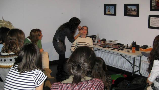 Un curso en la Casa de la Juventud de Pamplona