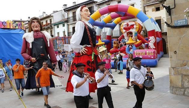 Fiestas en Navarra - 22 de agosto