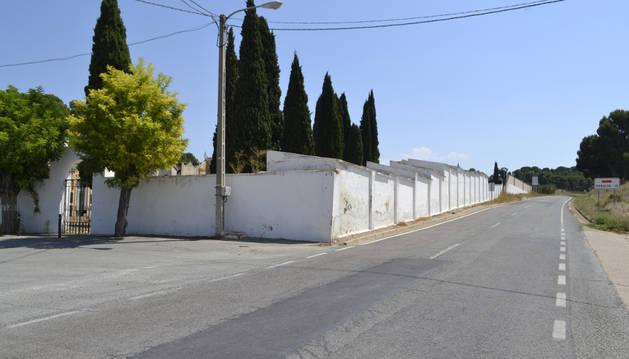 Las obras empezarán en el cementerio de Andosilla en el plazo de un mes.