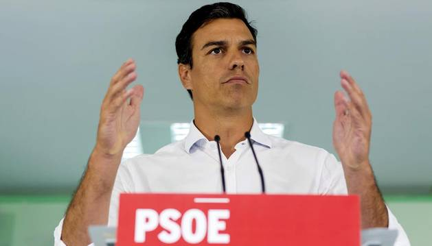 Pedro Sánchez dice que gobernará con