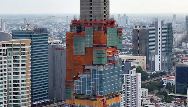 Navarra, en lo más alto de Bangkok