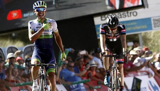 Chaves gana en Caminito del Rey.