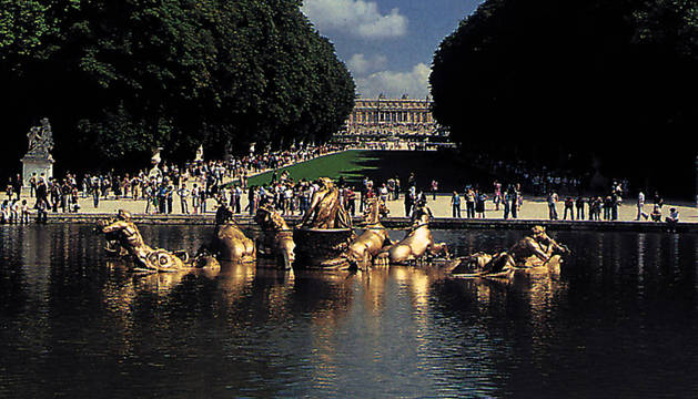 Versalles planifica un hotel de lujo para atraer financiación