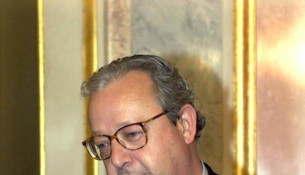Fallece el histórico dirigente socialista vasco Txiki Benegas