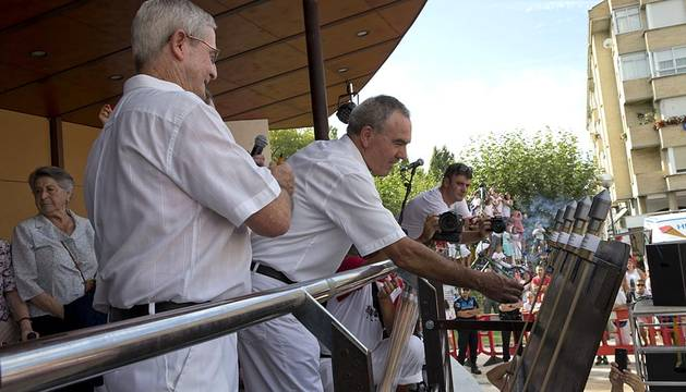Fiestas en Navarra - 26 de agosto