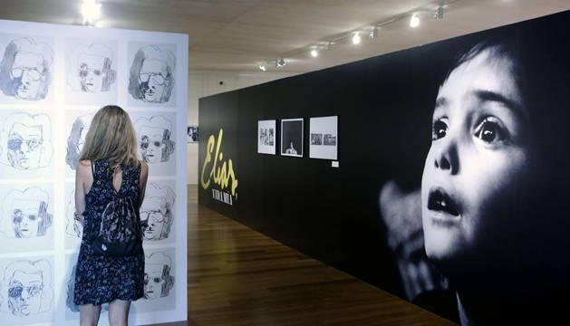 Exposición de Elías Querejeta en San Sebastián
