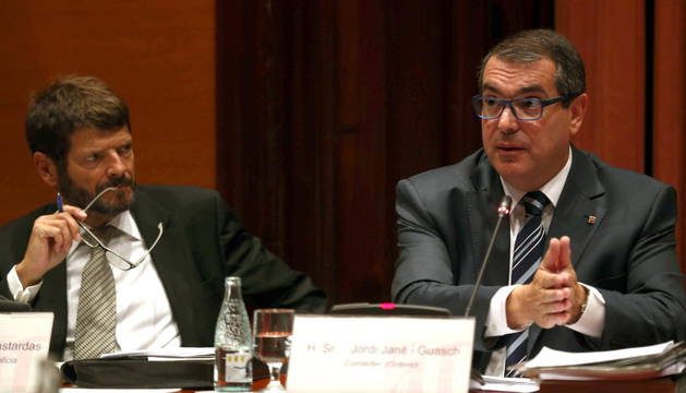 El conseller de Interior, Jordi Jané.