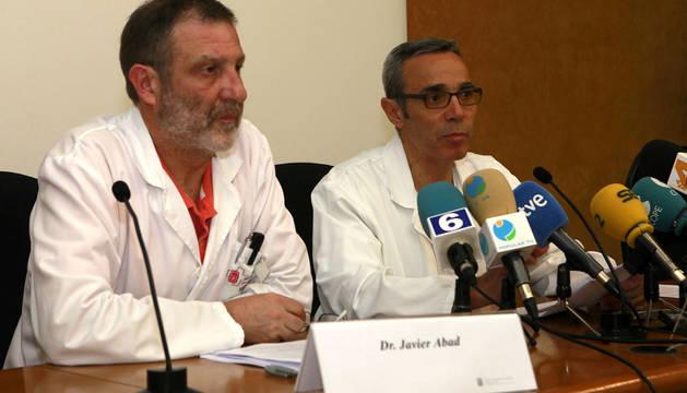 Jesús Berjón y Maite Soria, nuevos directores del CHN