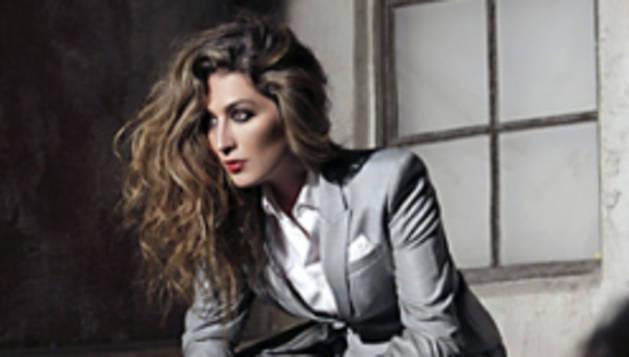 La artista Estrella Morente.