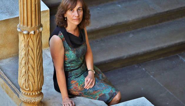 """Ana Herrera: """"Pamplona ha estado aislada, ahora es el momento de abrirse"""